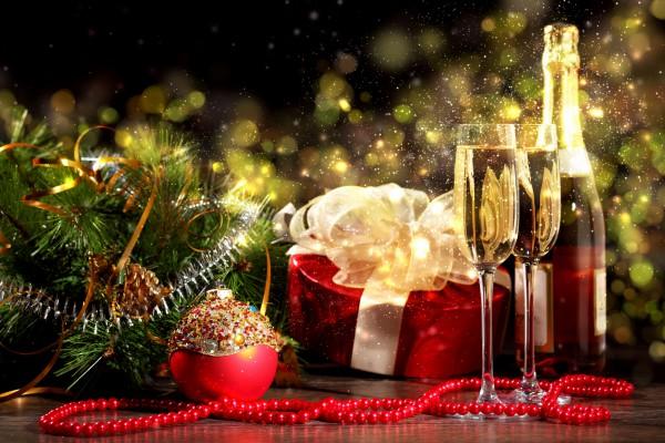 Поздравления с наступающим Новым 2017 годом!
